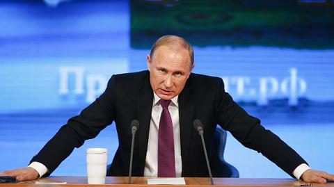 Путин сообщил о готовности Р…