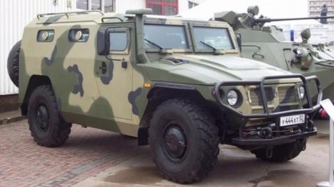 Стало известно, когда начнутся испытания беспилотного бронеавтомобиля «Тигр»