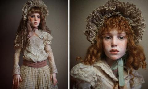 Реалистичные куклы Михаила Зайкова
