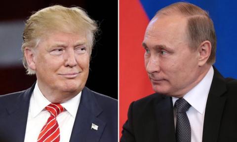 Путин берется за Трампа
