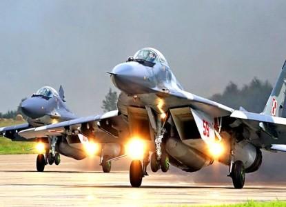 Сирийские МиГ-29 не оставили…
