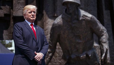 """Трамп бросает """"своих"""" сирийц…"""