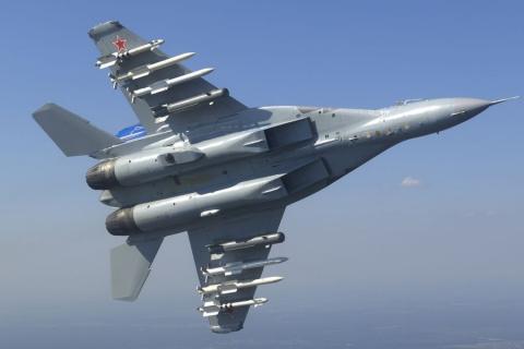 Путин заявил о начале летных испытаний МиГ-35