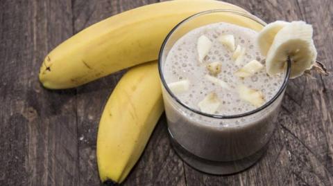 Бананово-имбирный смузи, что…