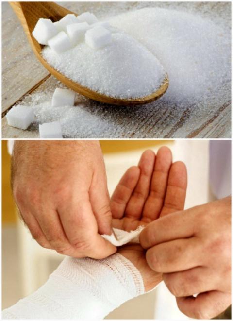 Сахар -это не только «сладка…
