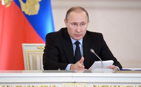 Путин: запрет пластиковых па…