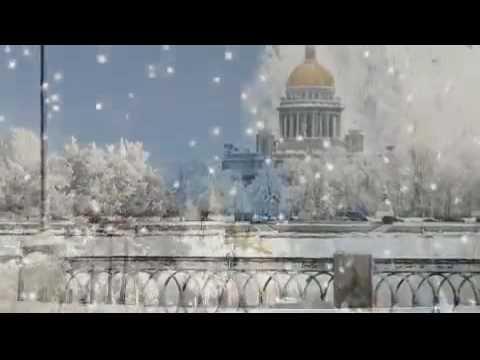 Зимняя сказка и очаровательная музыка  Паулса