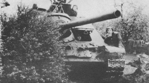 Как советский лейтенант дал …
