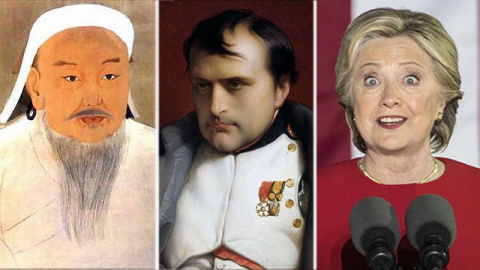 Батыйко, Наполеоненко и Клинтоненко