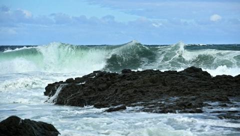 """""""Гул Земли"""" из глубин океана…"""