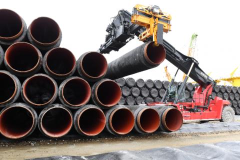 Киев получил «нож в спину»: Норвегия поддержала «Северный поток-2»