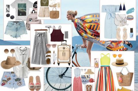 10 идеальных комплектов для отпуска