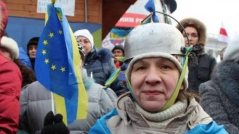 Привычное место Украины в Ев…