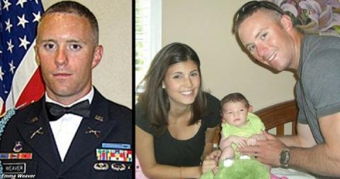 Он погиб в Афганистане. Когд…