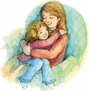 Короткие детские стишки к 8 марта