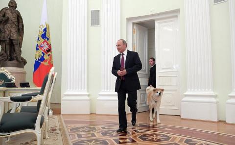 Интервью Владимира Путина телекомпании «Ниппон» и газете «Иомиури»