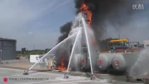 Вот как тушат пожары в Китае. Будущее уже наступило?