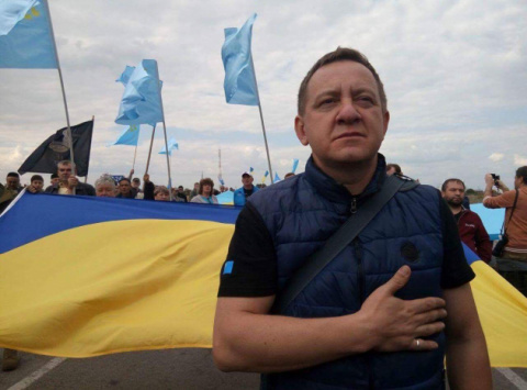 Муждабаев разочарован: заявление Трампа о Крыме его не удовлетворило