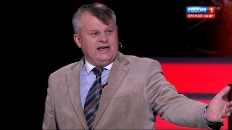 """Соловьев объяснил Трюхану, что будет с Украиной, если она """"дернется"""" на Донбасс"""