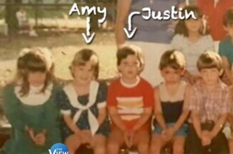 Всего лишь одна детская фотография изменила жизни двух людей навсегда