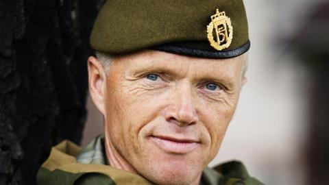 Генинспектор ВС Норвегии Роб…