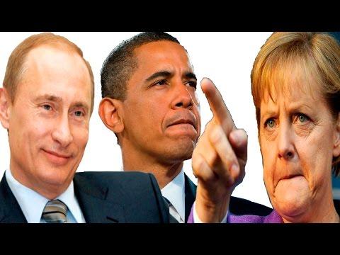 Запад и Путин – волки навек.…
