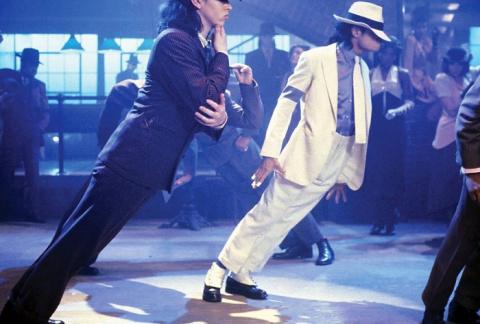 Как Майкл Джексон бросал выз…