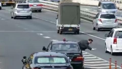Как премьер-министр Японии совершает свои переезды