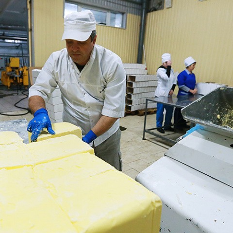 Молочный союз России заявил …