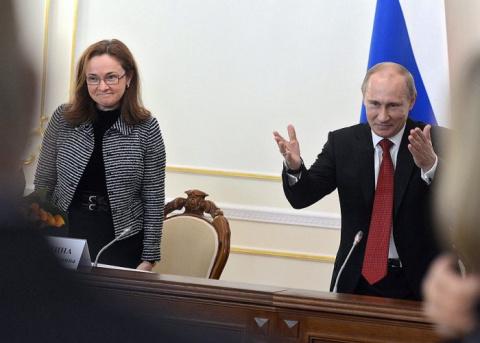 Почему Путин на самом деле назначит Набиуллину на пост главы Центробанка