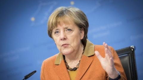 Путин примет Меркель для обс…