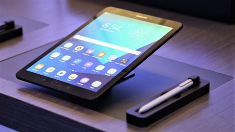 Samsung на MWC: королевство планшетов