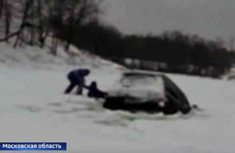 Как утопить Toyota Land Cruiser за три секунды