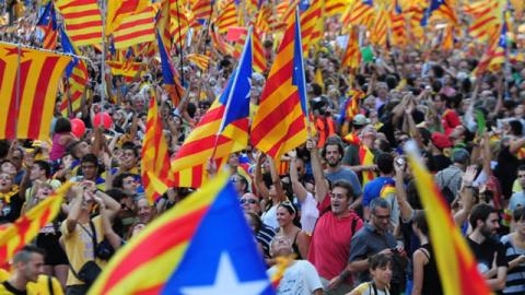 Мадрид зачистит политическое пространство Каталонии