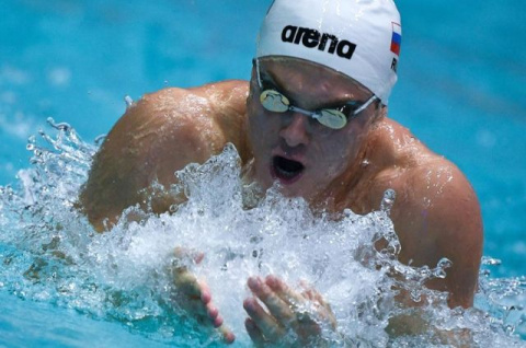 Российские пловцы впервые в истории завоевали 11 медалей ЧМ
