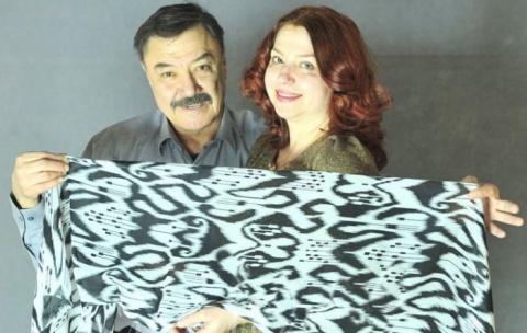 Рустам «Ромео» Сагдуллаев и Марина Кузина: вместе и в горе и в радости