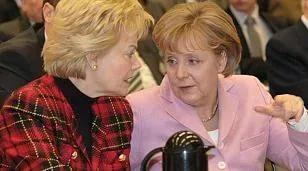 """""""Моё бегство от Меркель: она…"""
