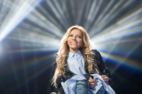 Организатор «Евровидения» оставил на усмотрение Киева решение о допуске Самойловой на конкурс