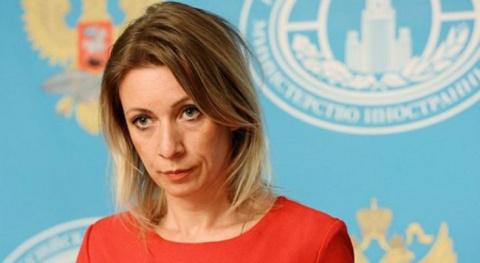 Захарова заявила о наличии готового ответа США на арест дипсобственности РФ
