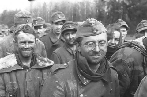 Как пленные немцы жили в ССС…