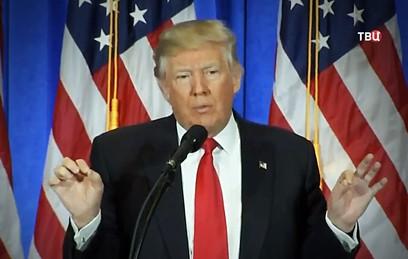 """Трамп: """"кнопки перезагрузки""""…"""