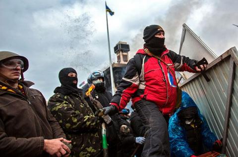 Что дал майдан Украине? Война, бедность, разгул коррупции.