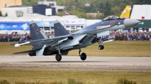 Почему Су-35 называют самым …