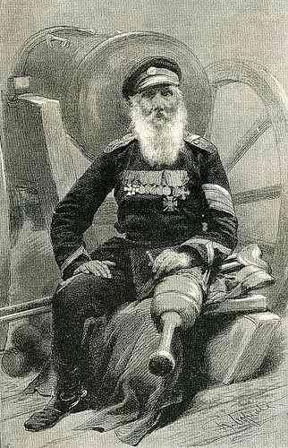 Василий Николаевич Кочетков …