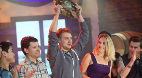 Российский игрок стал победителем турнира по Hearthstone