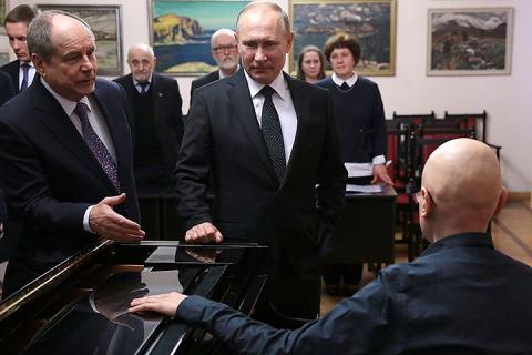 Владимир Путин поддержал вве…