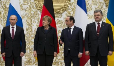 Три импотента и Путин: Жилин обматерил «минские посиделки»