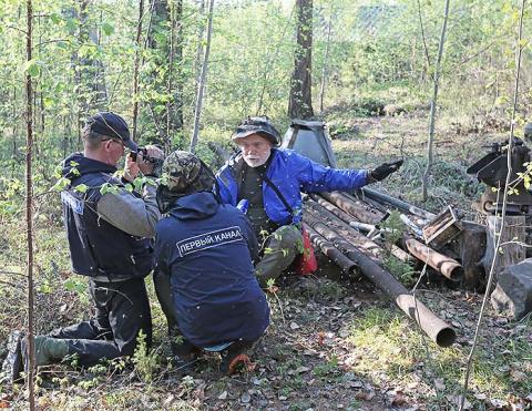 «Где же Тунгусский наш метеорит?»