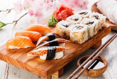 Как есть суши и не бояться з…