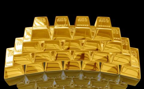 Центробанк РФ в 2014 г поставил исторический рекорд в закупках золота
